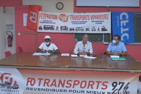 Transports scolaires intersyndicale FO, CGTR et CFTC menace grève rentrée octobre 2021