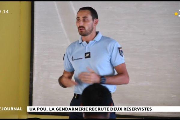 La gendarmerie recrute dans les archipels