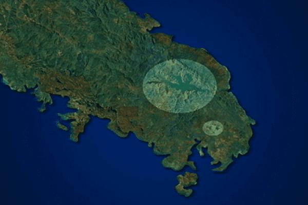 région des grands lacs nc