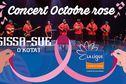 Concert d'Octobre rose avec Sissa Su'e Okota'i