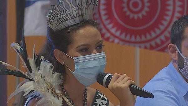 présentation Miss tahiti 2021