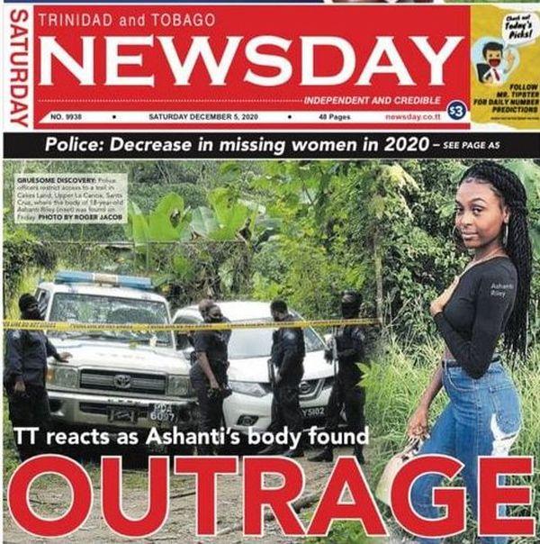 Trinidad et Tobago quotidien Newsday