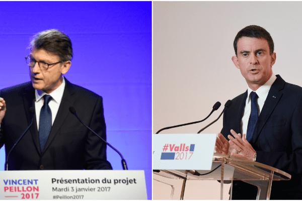 Peillon et Valls