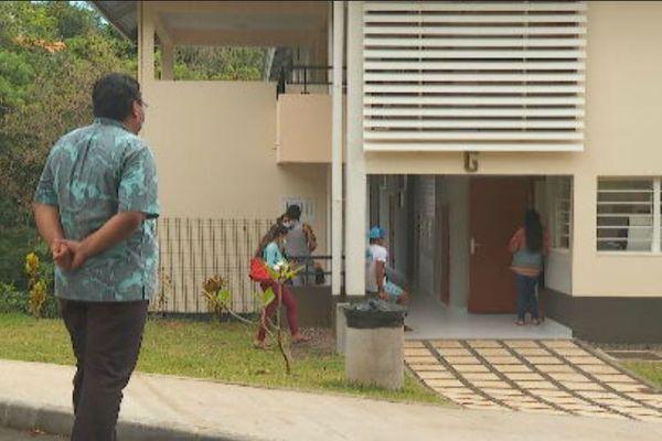 Logements UPF