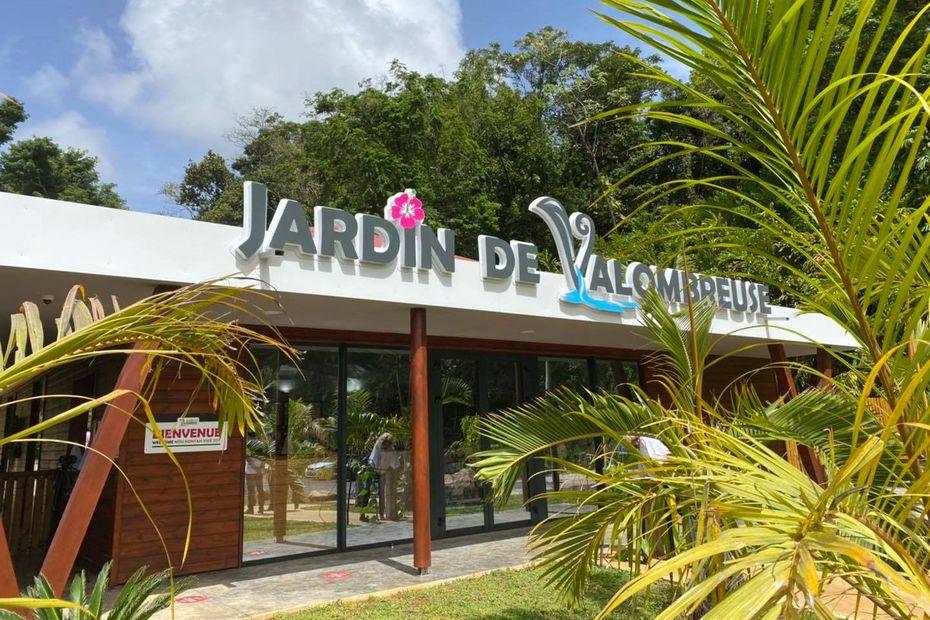 Le Jardin de Valombreuse fête ses 30 bougies - Guadeloupe la 1ère