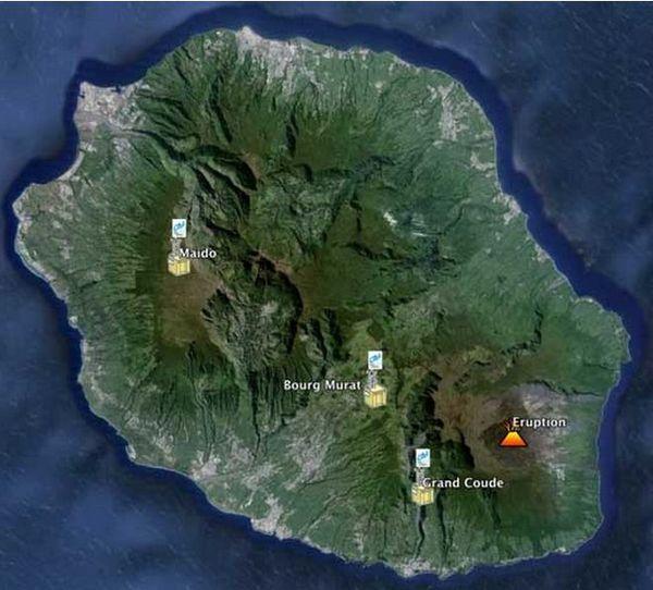 Réunion Volcan Air