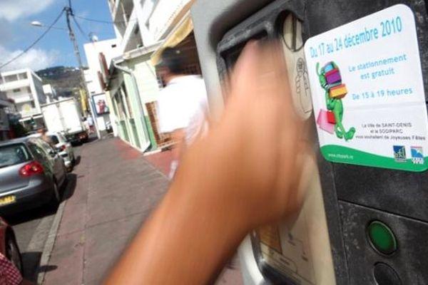 horodateurs à Saint-Denis
