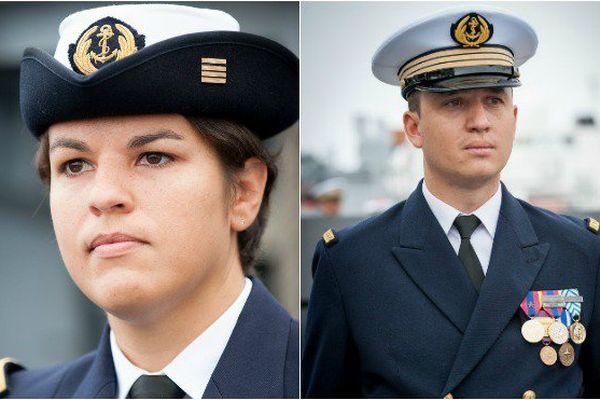 Deux Réunionnais deviennent commandants de la Marine Nationale