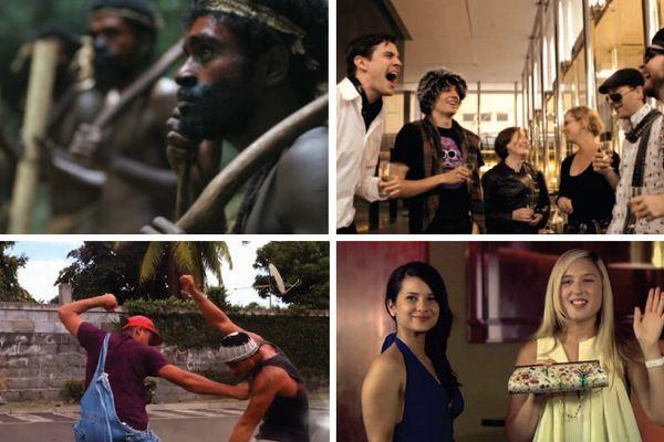 La nuit du court métrage océanien - FIFO 2015
