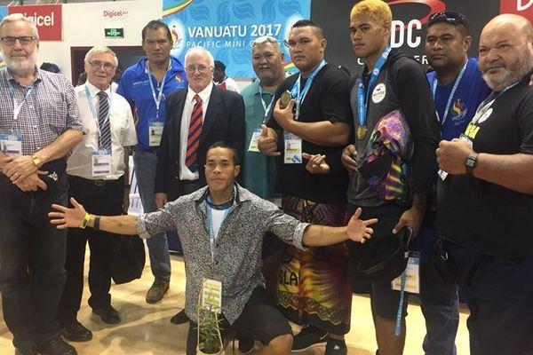 Boxeurs vanuatu