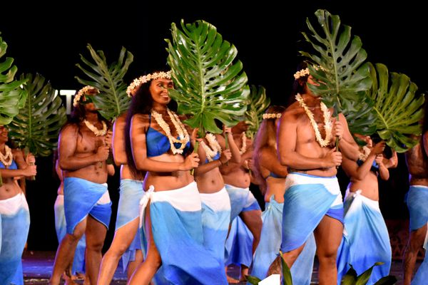 O Tahiti E 15