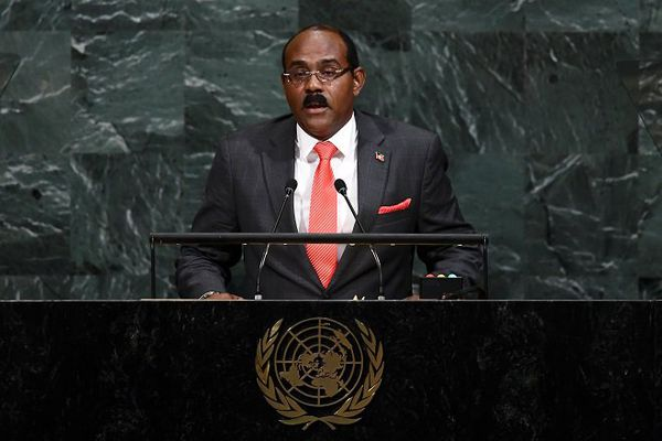 Premier ministre Antigua Barbuda