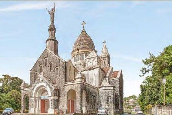 Eglise sacré coeur de Balata