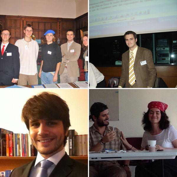 Sciences-po, collaborateur parlementaire, comédien, Stéphane est un touche-à-tout passionné