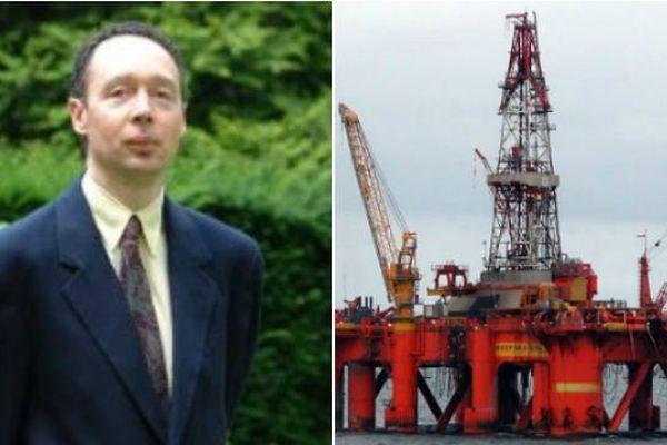 Francis Perrin, expert du secteur pétrolier