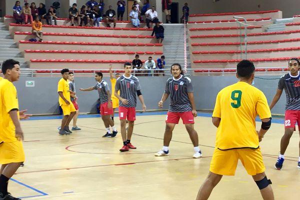 Océania handball 2018 à Païta, Calédonie / Cook