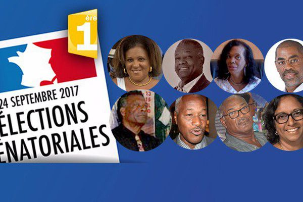 Candidats sénatoriales