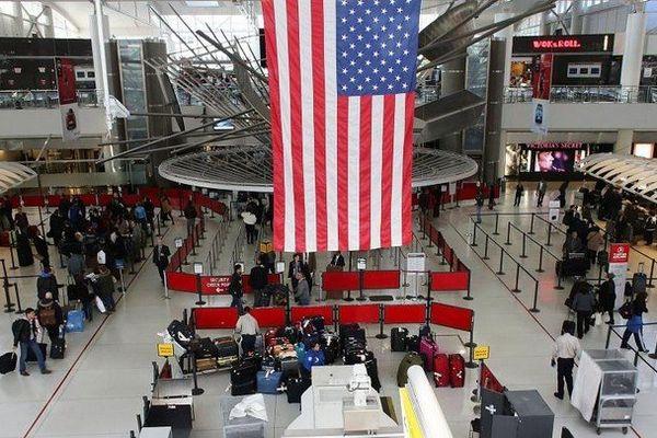 Aeroport américain
