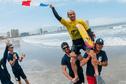 Election du sportif de l'année 2014 : Amaury Lavernhe, de nouveau roi en bodyboard