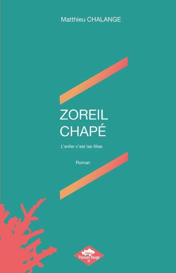 Couverture livre Zoreil Chapé