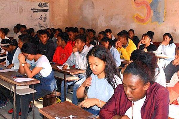 Fuite au Bac à Madagascar ocotbre 2019
