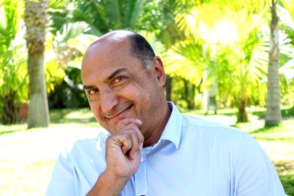 Joseph Rivière, est le candidat du Rassemblement National aux élections Régionales