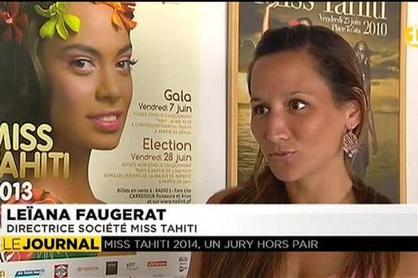 Un jury d'exception pour l'élection de miss Tahiti 2014