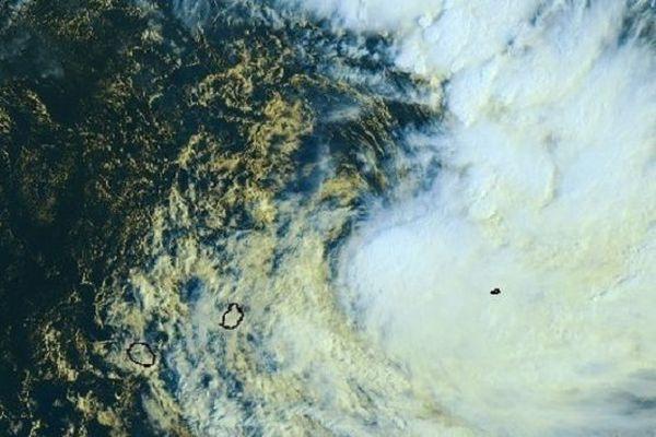 La tempête tropicale modérée Calvinia a été baptisée, dimanche 29 décembre.