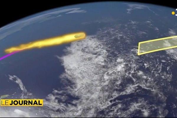 Le satellite Tiangong-1 s'est écrasé au large de Maupiti
