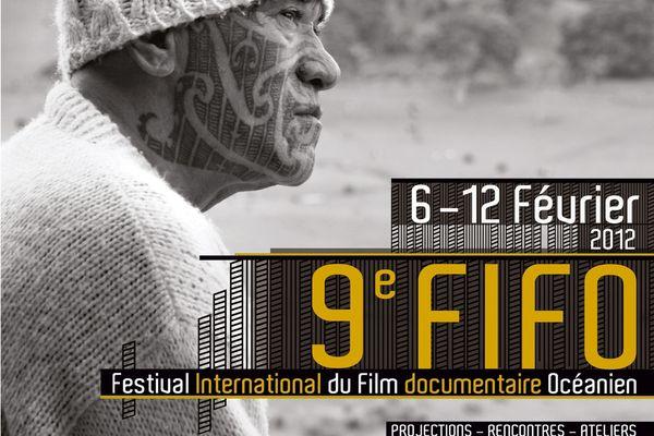 Affiche FIFO 2012