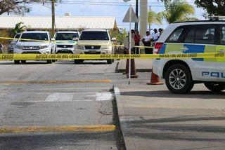 Sheraton Centre Barbade scène de crime