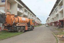 Cité Cabassou à Cayenne