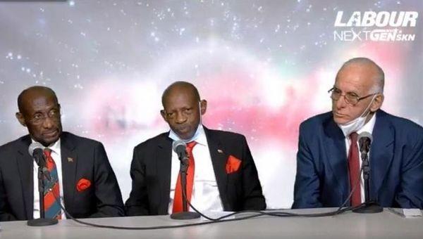 St. Kitts et Nevis Parti Travailliste