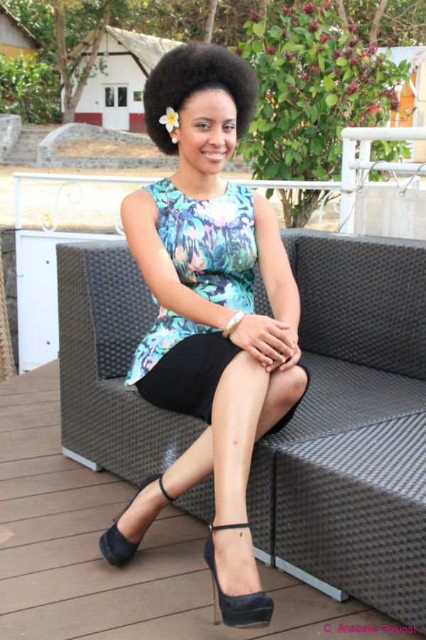 Candidates Miss Mayotte 2013