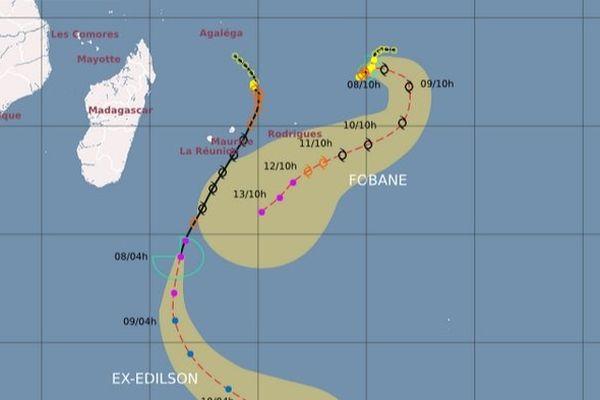 Fobane est à 1640 km