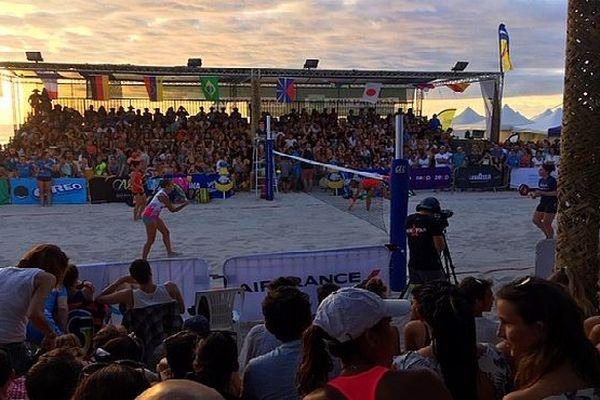 Beach Tennis 2019 Brisants