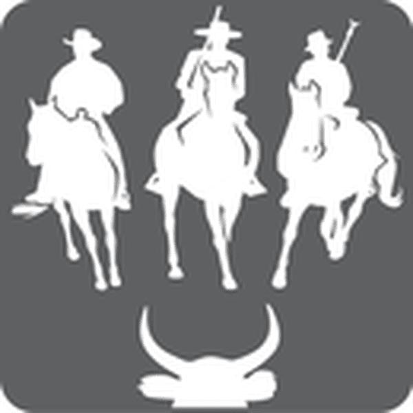 équitation de travail : logo