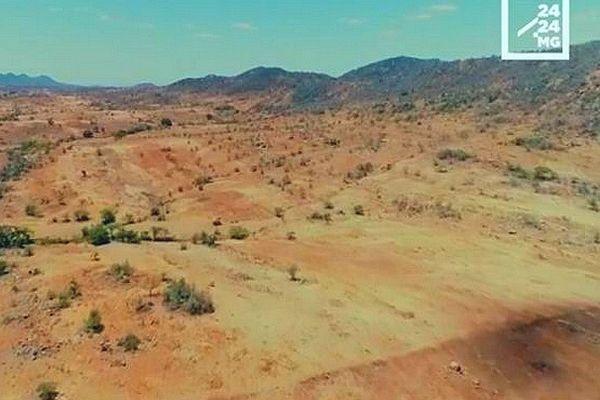 Sécheresse dans le grand Sud malgache