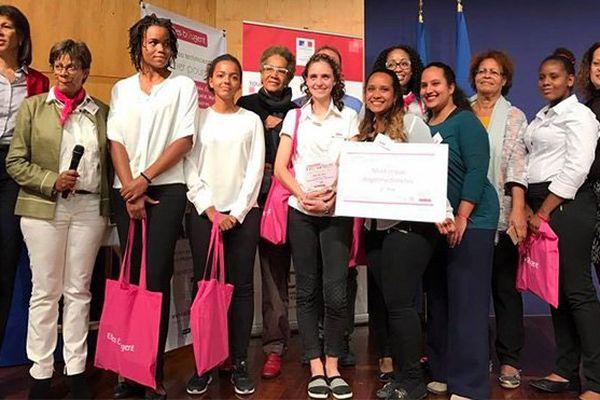 La Martinique remporte innovatech 2017