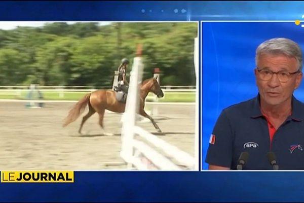 Invité du journal : Frédéric Morand, Vice-Président de la Fédération Française d'Equitation