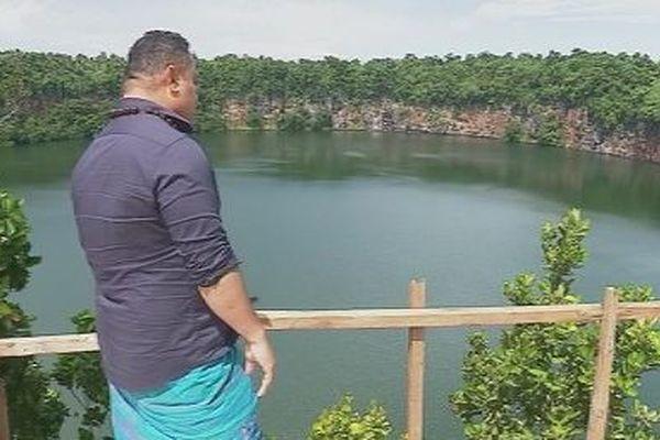 Belvédère lac Lalolalo