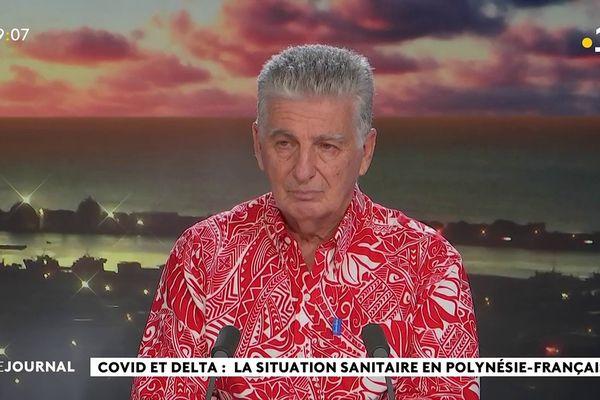 L'invité du journal : Jacques Raynal