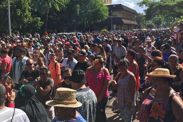 marche grève générale