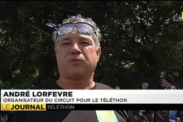 57 coureurs pédalent pour le Téléthon