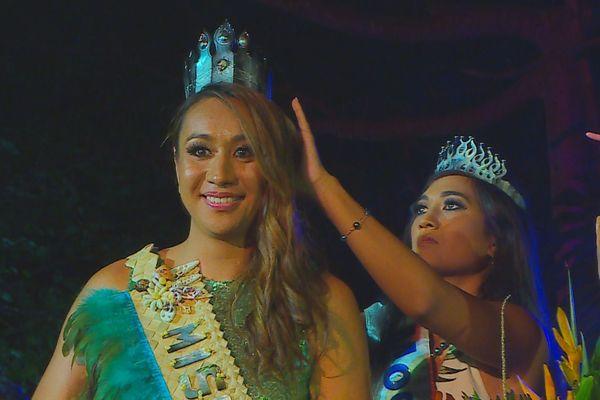 Rarahu Vernaudon, Miss Moorea 2020