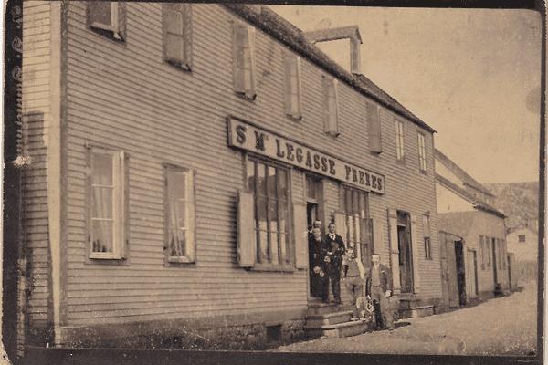 magasin legasse saint-pierre