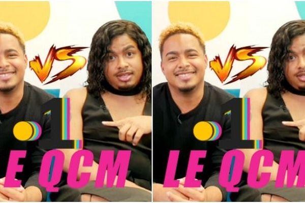 [#QCM1ere] Cleeveland Roumillac, humoriste et youtubeur guyanais