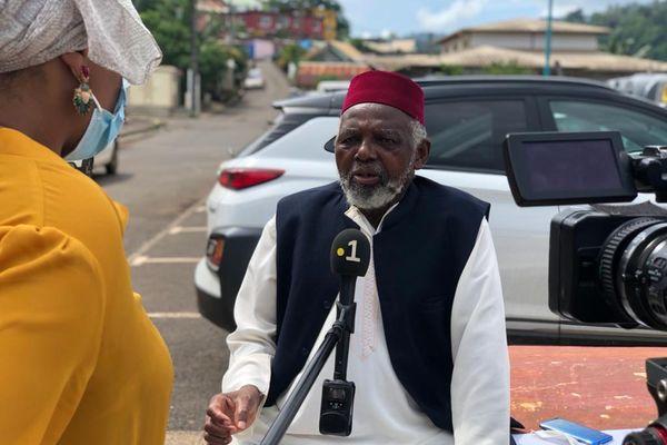 Abdourahamane Ahamada, retraité