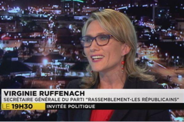 Virginie Ruffenach + synthé JT