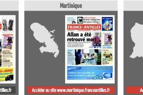 France Antilles/Guyane